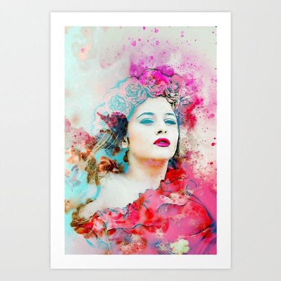 Sedusa Art Print