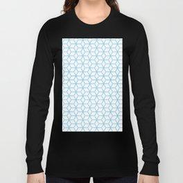 Hive Mind - Blue #108 Long Sleeve T-shirt