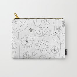 Miscellaneous flowers Carry-All Pouch