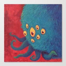 Monsters: Steve Canvas Print