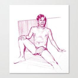 WARM 5 (cens.) Canvas Print