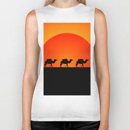 Camels Biker Tank