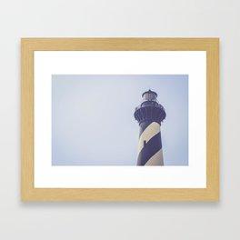 Cape Hatteras Lighthouse (2) Framed Art Print