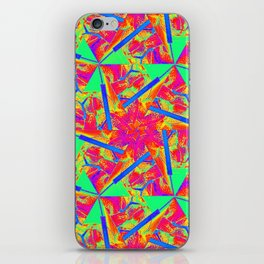 The flower iPhone Skin