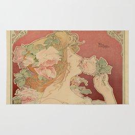 Vintage poster - Parfumerie Rug