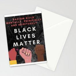 Racism Kills Stationery Cards