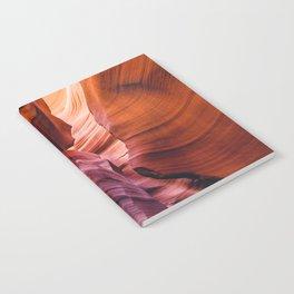 Antelope Canyon Rainbow Notebook
