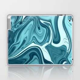 ABSTRACT LIQUIDS XXX Laptop & iPad Skin