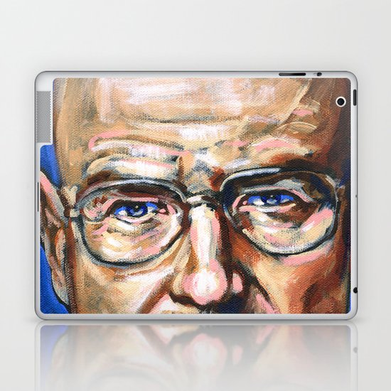 Walter White Breaking Bad Laptop & iPad Skin