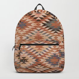 Arizona Southwestern Tribal Print Backpack