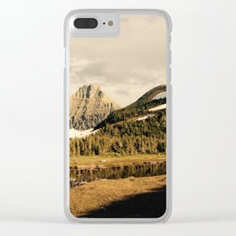 Before You Fade Away Clear iPhone Case