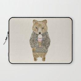 sundae bear Laptop Sleeve