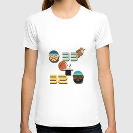 Magic & Bird T-shirt