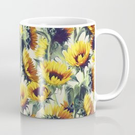 Sunflowers Forever Coffee Mug