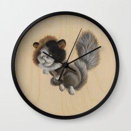 Scoiattolo Gatto  (Squirrel Cat) Wall Clock