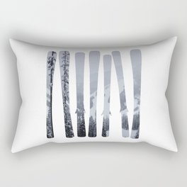 Morrisey Skis | Ski Designs | DopeyArt Rectangular Pillow