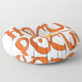 It's Just A Bunch Of Hocus Pocus Shirt Halloween Costume Floor Pillow