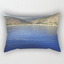 Crete, Greece 9 Rectangular Pillow