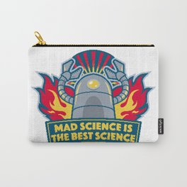 Mad Science Carry-All Pouch