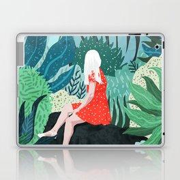 Forest Gaze Laptop & iPad Skin