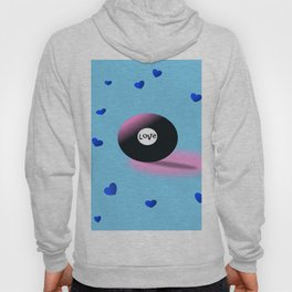 love and heart  for holidays Hoody