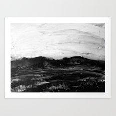The Sadness Art Print