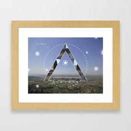 Cortona Framed Art Print