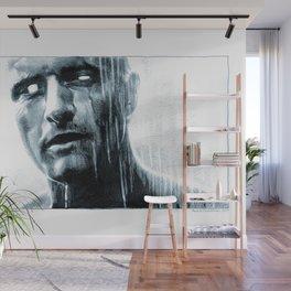 Roy Batty by Anna Helena Szymborska Wall Mural