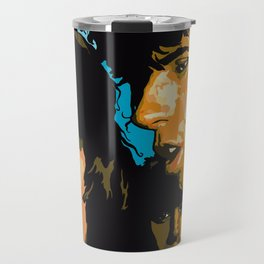 Rolling Stones Rock Album 1976 Travel Mug