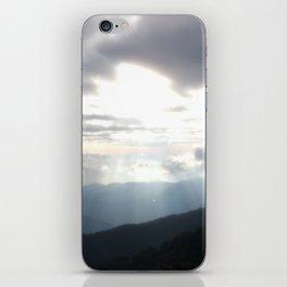 Hehuan Mountain iPhone Skin