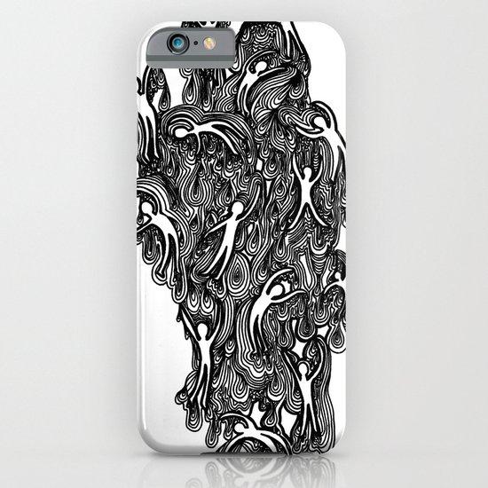 Ooey Gooey Men 3 iPhone & iPod Case