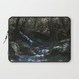 Chase the Waterfalls cataract falls California Bay Area Photograph Laptop Sleeve