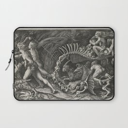 The Haggery - Agostino Veneziano (1520) Laptop Sleeve