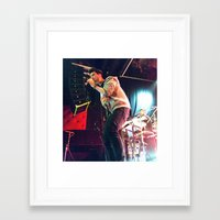 bastille Framed Art Prints featuring Bastille by Adam Pulicicchio Photography