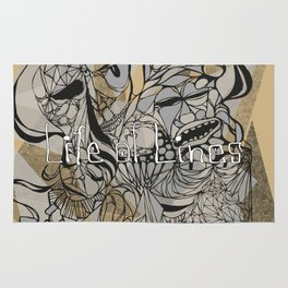 Life of Lines Rug