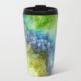 Abstract No. 166 Travel Mug