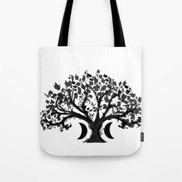 The Zen Tree Tote Bag