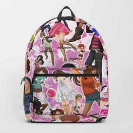 [PJO] Aphrodite's cabin Backpack