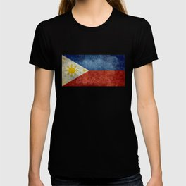 Republic of the Philippines national flag (50% of commission WILL go to help them recover) T-shirt