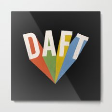Daft II Metal Print