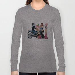 Chewing gum Long Sleeve T-shirt