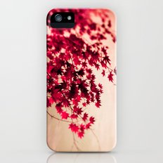 Fall Leaves Slim Case iPhone (5, 5s)