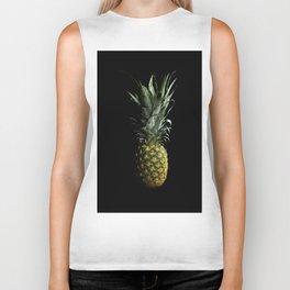 Dark Pineapple Biker Tank