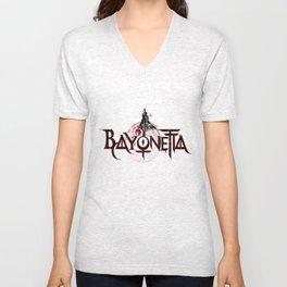 Bayonetta Unisex V-Neck