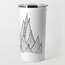 Spikes Travel Mug