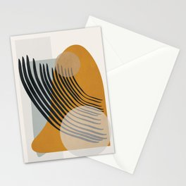 Abstract Shapes 33 Stationery Cards