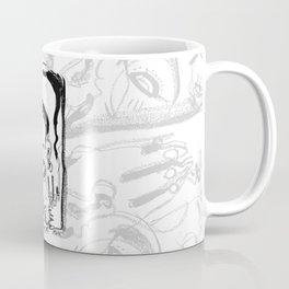 Downfall - b&w Coffee Mug