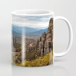 Meteora Panorama Coffee Mug