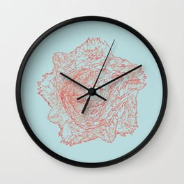 I Am Lost Wall Clock