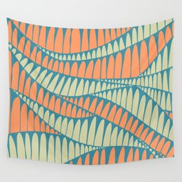 Sahara Desert in pastel colours 7 Wall Tapestry